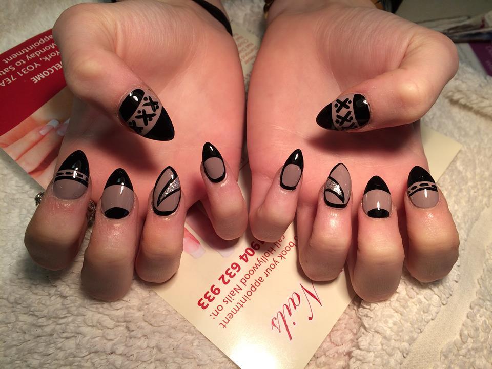 Home Hollywood Nails York
